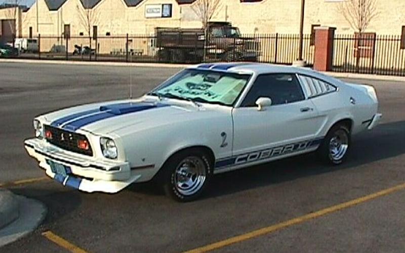 Mustangin Historiaa Fmoc